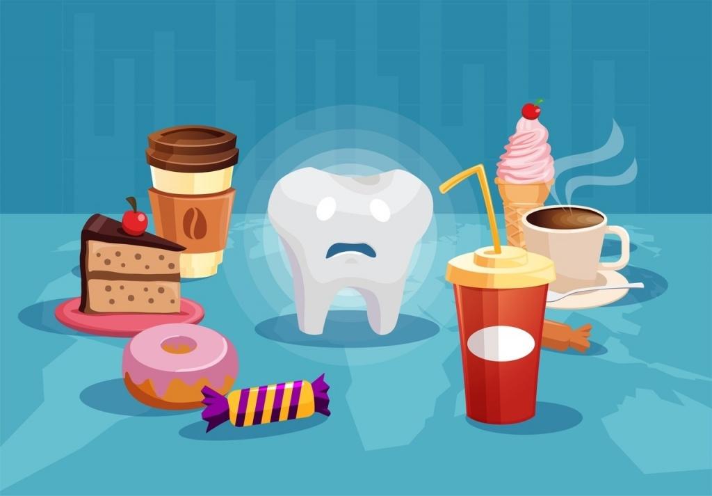 Какой должна быть диета после удаления зуба?
